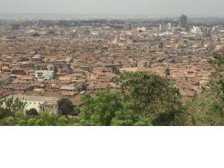 Ibadan, Nigeria, a city that has experienced devastating high winds and flooding (Photo: David Dodman/IIED)