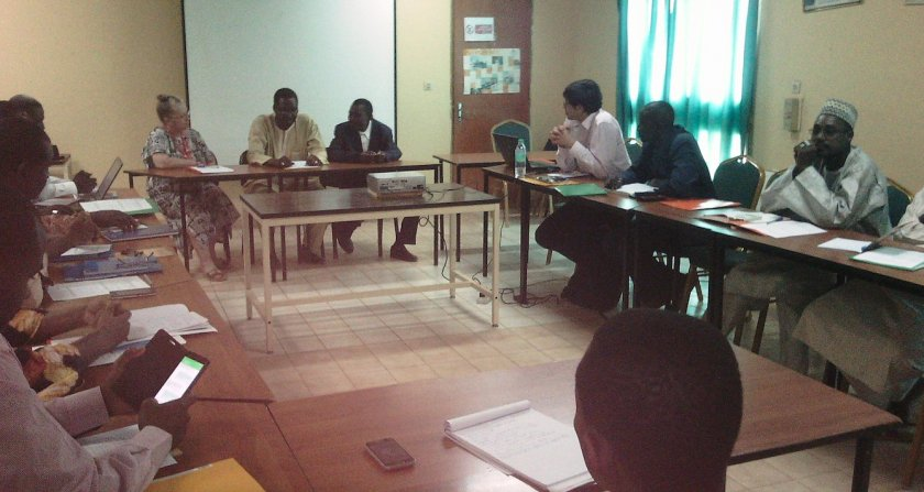 Niamey Workshop Discussion