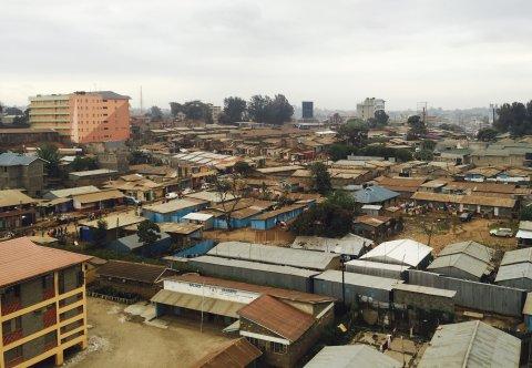 Nairobi, off Naivasha Road