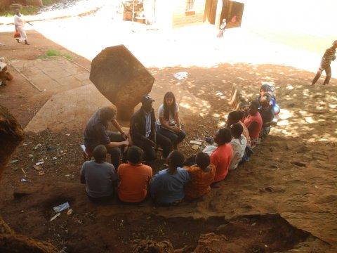 International Alert and KDI conducting research in Kibera under the Urban ARK programme